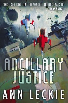 Ancillary Justice Book Review