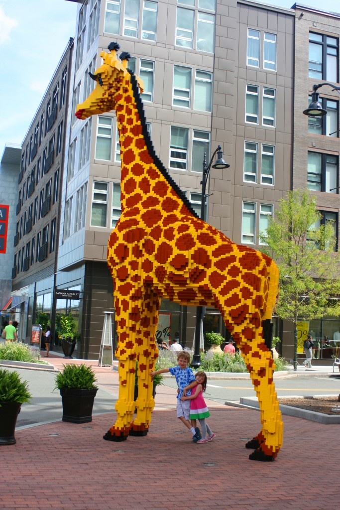 Legoland Giraffe