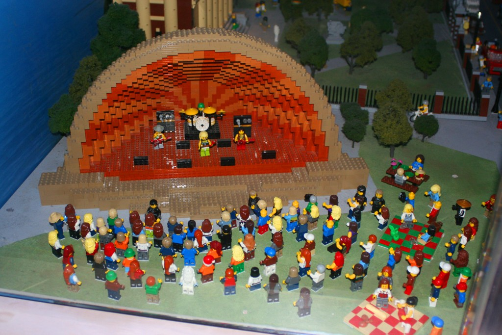 The Hatch Shell