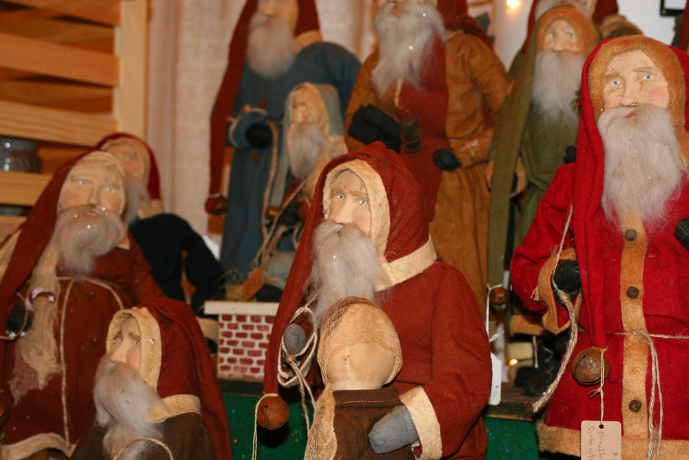 Arnett Santas