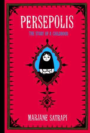 Persepolis by Marjane Satrapi Book Review