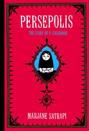Persepolis by Marjane Satrapi Book Review