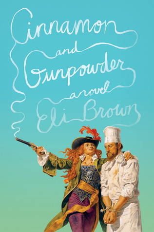 Cinnamon and Gunpowder Book Review