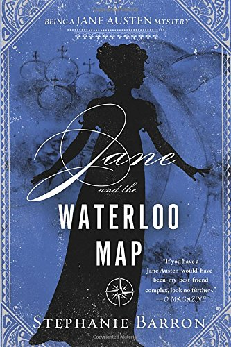 Jane and the Waterloo Map Book Review