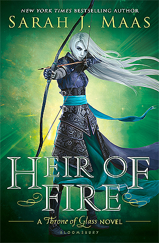 Heir of Fire Book Review