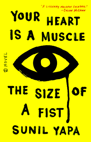 Your Heart is a Muscle the Size of A Fist Book Review