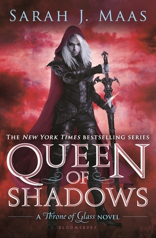 Queen of Shadows Book Review