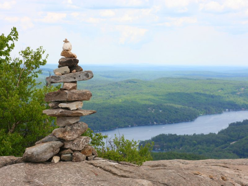 Cairn at Mount Major