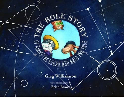 The Hole Story of Kirby the Sneak and Arlo the True Book Review