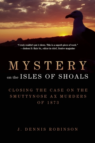 Mystery on the Isles of Shoals Book Review