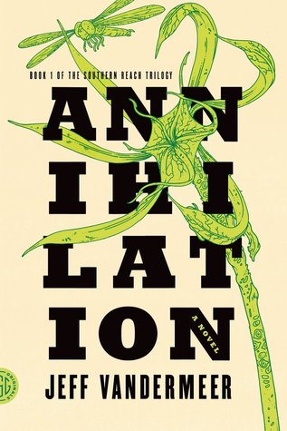 Annihilation Book Review