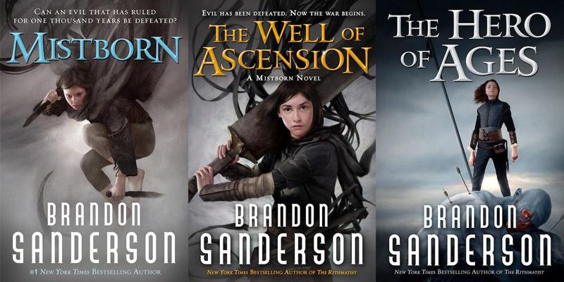 Mistborn series