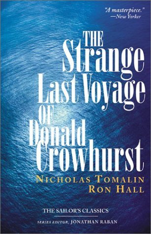 THe Strange Last Voyage of Donald Crowhurst Book Review