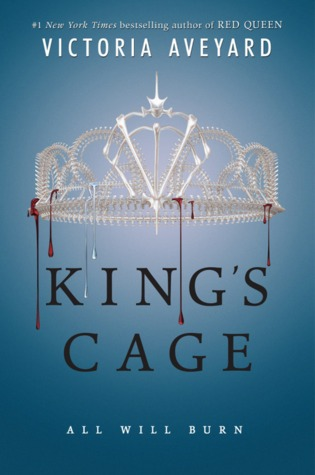 King's Cage Book Review