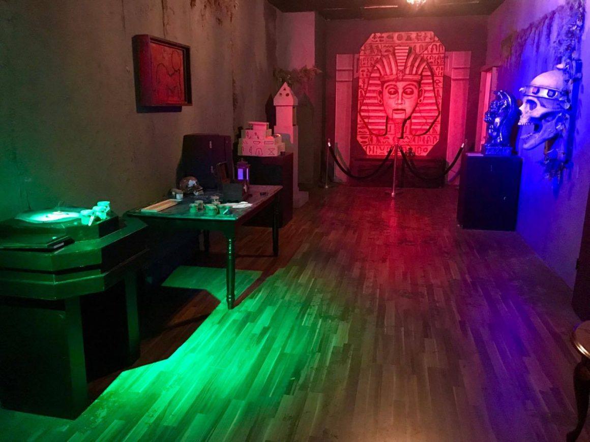 Escape Room Salem Spellcaster