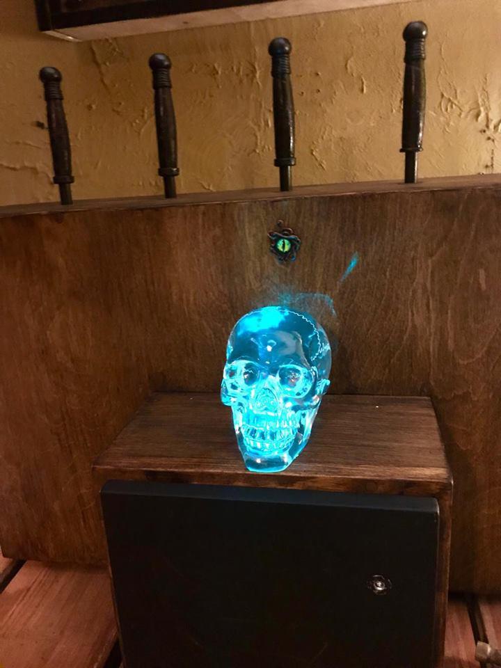 Escape Room Salem Skull