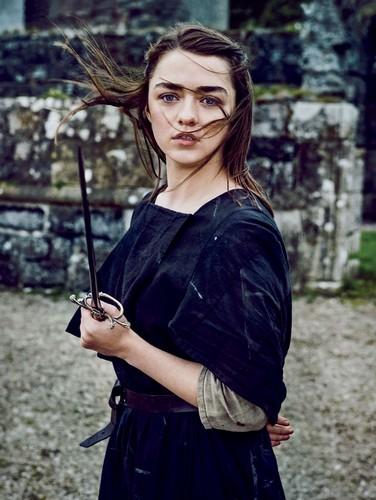 Arya Stark Tribute Look What You Made Me Do