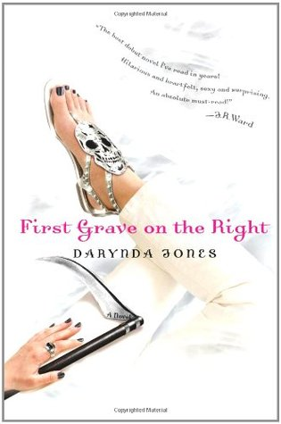 First Grave on the Right Book Review