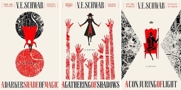 Shades of Magic Series