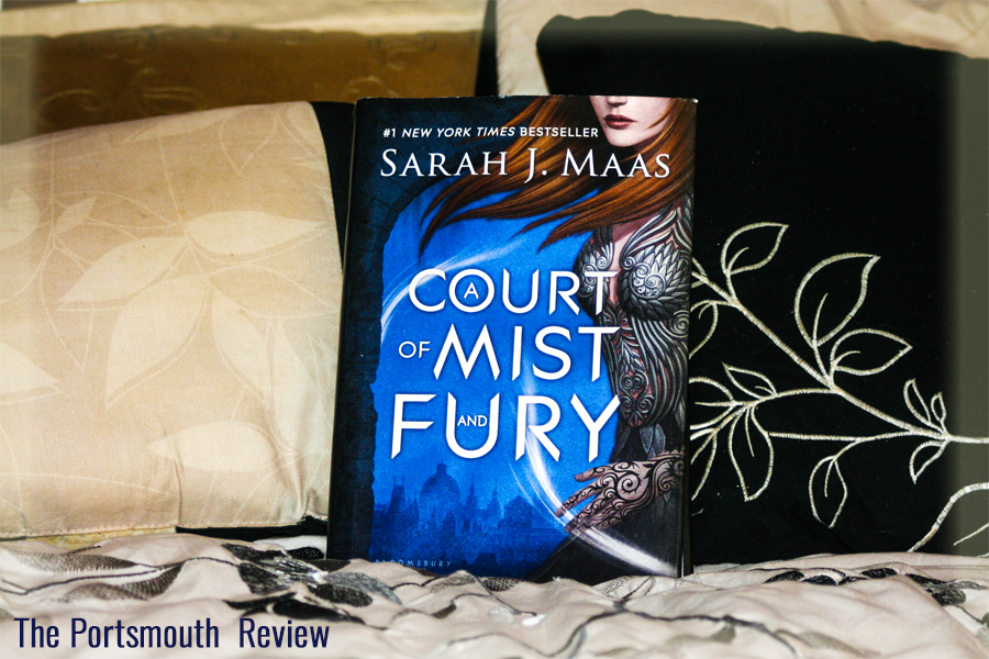 A Court of Mist and Fury Bookstagram