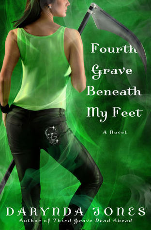 Fourth Grave Beneath My Feet Book Review
