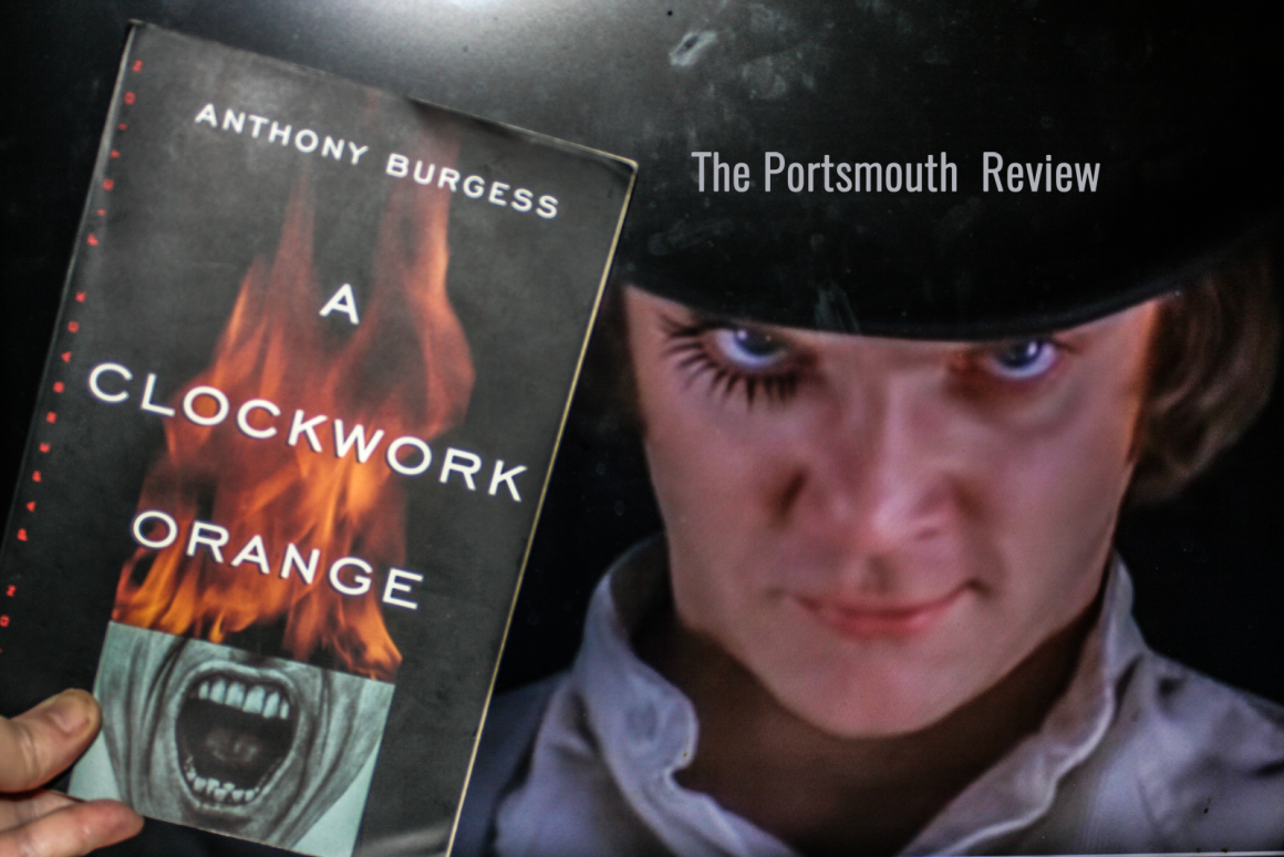 A Clockwork Orange Bookstagram