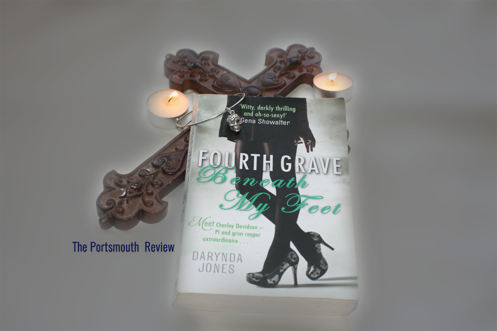Fourth Grave Beneath My Feet Bookstagram