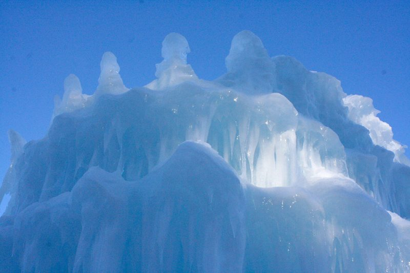NH Ice Castles