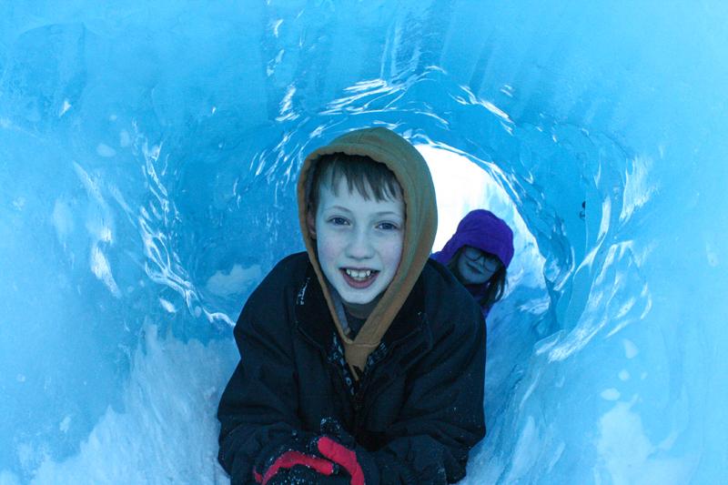 New Hampshire Ice Castles 4