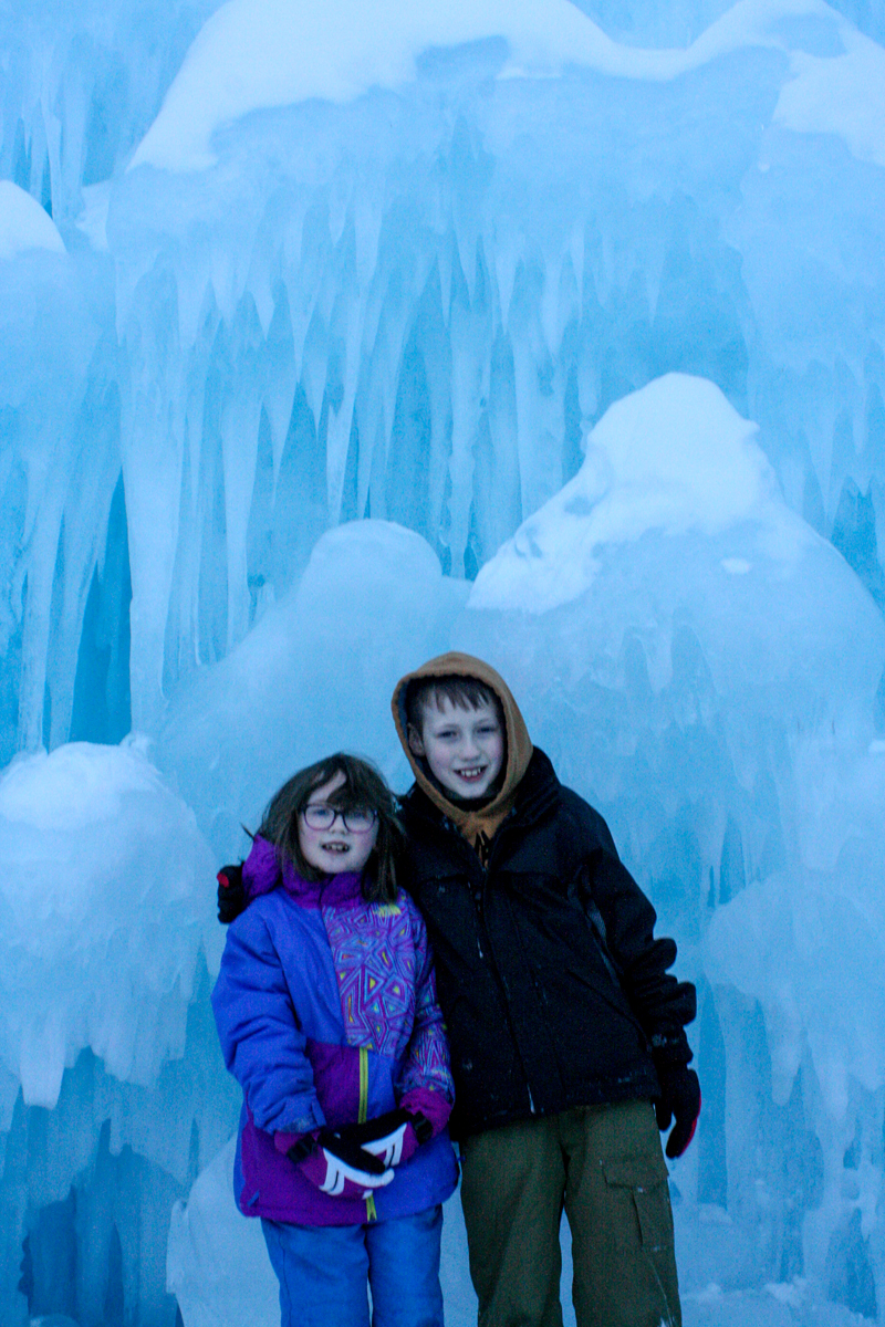 Ice Castles NH 6